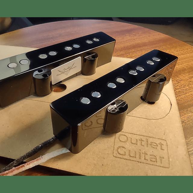 Set Fender Jazzbass 60tas Custom Shop