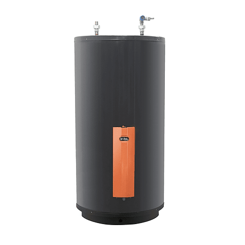 Termo eléctrico 200 Litros Galvanizado (2kW)