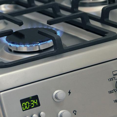 Cocina UT Euro60 PRO / Gas Licuado