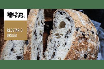Ándate a la segura con este Pan de Aceituna