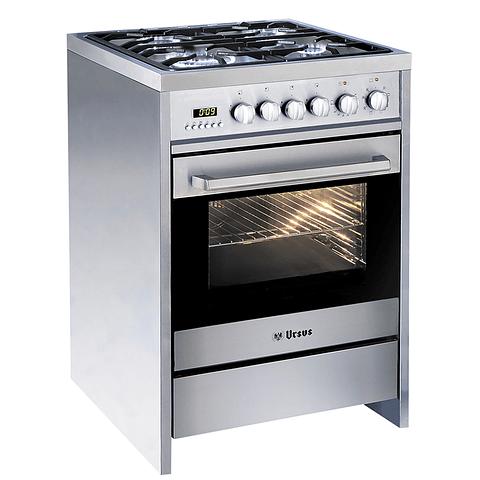 Cocina Ursus Pro Q4 / Gas Natural