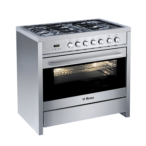 Cocina Ursus Pro Q5 / Gas Licuado