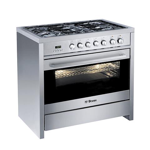 Cocina Ursus Pro Q5 / Gas Natural