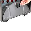 Turbocalefactor Infrarrojo GRX-4200T Gris Rodante