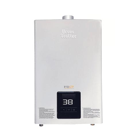 Calefon UT R10-CTF / Gas Licuado
