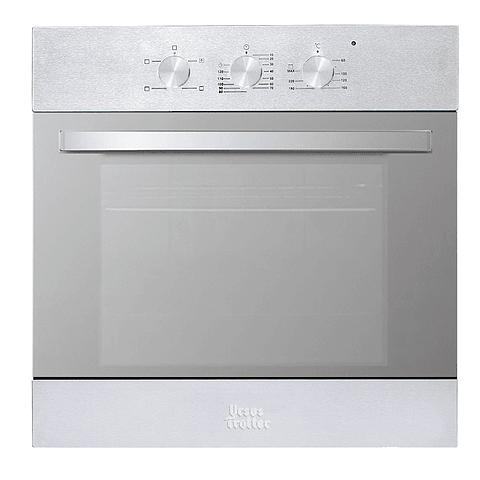 Kit empotrable G4 - Gas Natural / FS60 Inox 1M  / EPC4 Reflex