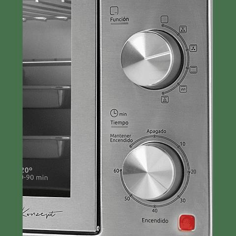 Horno Eléctrico UT-BACKOFEN 60