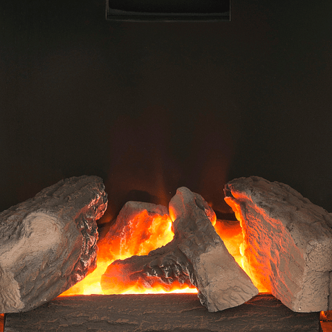 Calefactor ambiental de gas Ecowood-MT8 / Gas Licuado