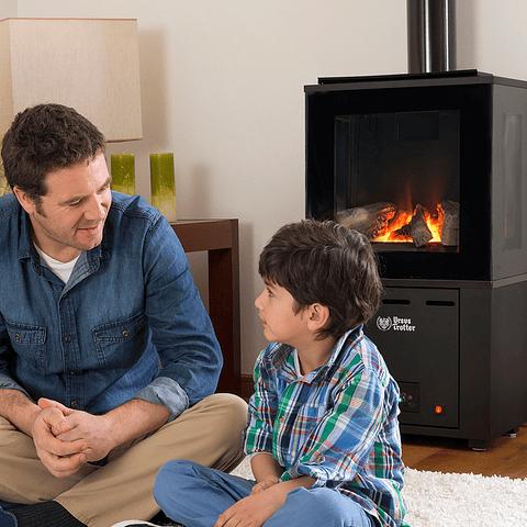 Calefactor ambiental de gas Ecowood PT3-8  / Gas Licuado