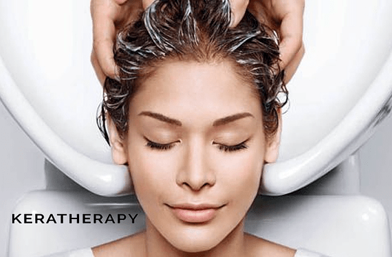 Tratamiento Especial Keratherapy consta de:Diagnóstico capilar junto a lavado especial más tratamiento de máscara + aceite rico en nutrientes, hidratantes y vitaminas que aportan salud al cabello. Servicio puede ser usado hasta el31 de Diciembre de 2020..