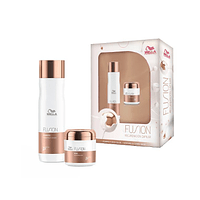 PACK WELLA FUSION SHAMPOO 250ML+MASCARA 150ML