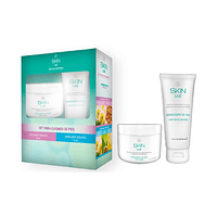 PACK SKIN LAB FOOT CARE EXFOLIANTE+HIDRATANTE