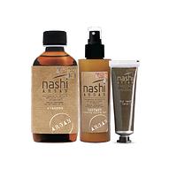 Pack Nashi Shampoo 200ml + Instant 150ml + Crema Manos 30ml