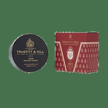 Crema de Afeitar 1805 Pote Truefitt and Hill 190gr