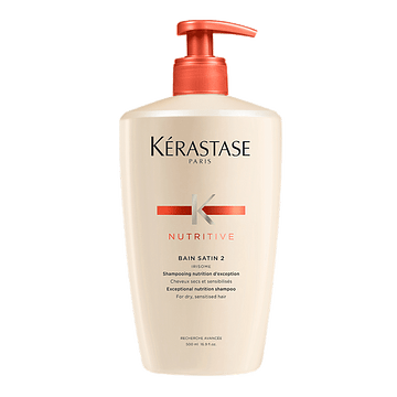 Shampoo Bain Satin 2 500ml