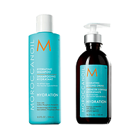 Pack Hidratante Moroccanoil Shampoo + Crema