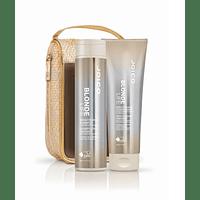 Pack Blonde Life  DUO Shampoo y Acondicionador 300ml (BOLSO REGALO)