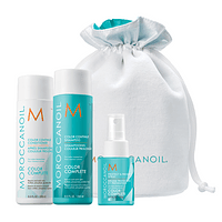 Pack Color Moroccanoil Shampoo + Acondicionador 250ml + Spray 50ml