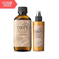 Shampoo 200 ml + Instant 150 ml NASHI ARGAN