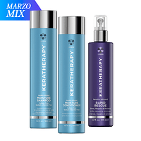MIX Shampoo Acondicionador Spray Keratherapy
