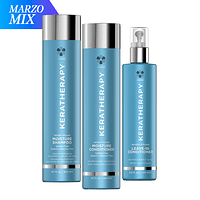 MIX Shampoo Acondicionador Leave-in Keratherapy