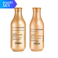 MIX Shampoo + Acondicionador Absolut Repair Lipidium