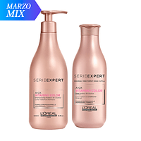 MIX Shampoo 500ml + Acondicionador Vitamino Color A-OX