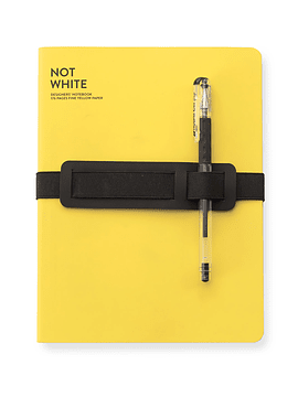 CUADERNO NOT WHITE