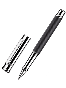 ROLLERBALL D04 SQUARE MATT BLACK