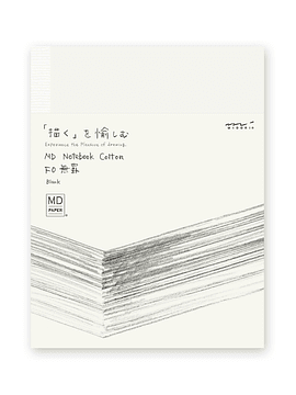 CUADERNO MD COTTON F0