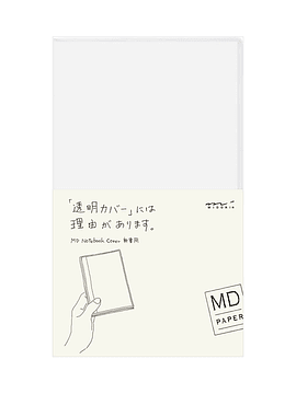 MD CLEAR COVER B6 SLIM