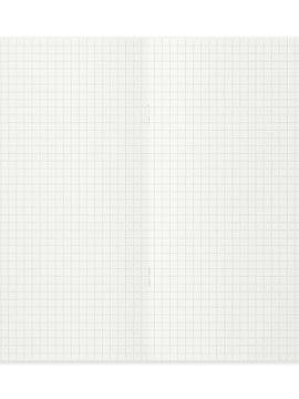 TRAVELER'S Notebook Refill Cuadriculado 002