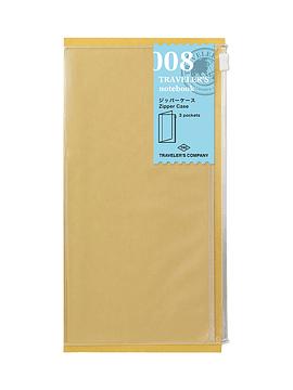 TRAVELER'S Notebook Refill Zipper Pocket 008