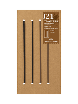 TRAVELER'S Notebook Refill Connecting Rubber Band 021