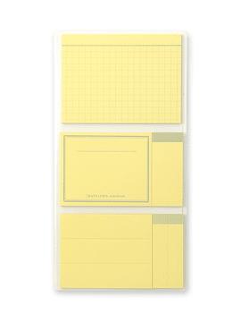 Refill Sticky Memo Pad 022 TRAVELER'S Notebook