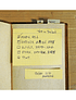 TRAVELER'S Notebook Refill Sticky Memo Pad 022