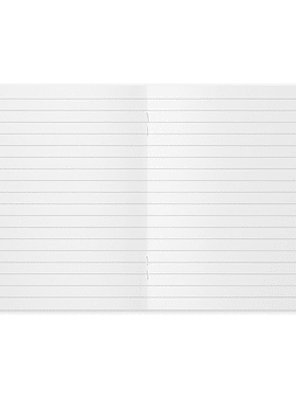 Refill Lineas 001 Passport TRAVELER'S Notebook