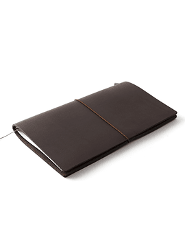 TRAVELER'S Notebook Brown