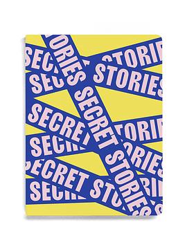 CUADERNO SECRET STORIES