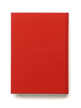 CUADERNO CHERRY - PISTACHIO (A5)
