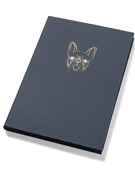 CUADERNO METALLIC
