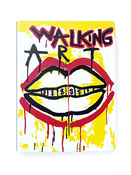 CUADERNO WALKING ART