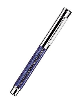 PLUMA D04 WAVE BLUE