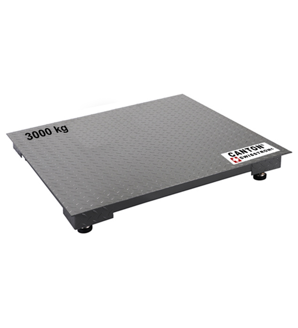 Balanza de Plataforma 5MM, PP-3000 LED