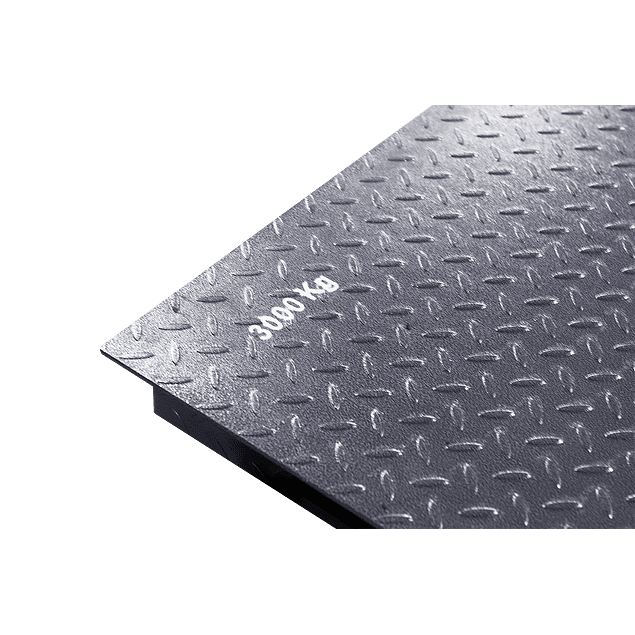 Plataforma de Pesaje 4MM, SP-3000 LED