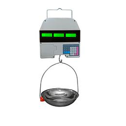 Balanza Colgante Luz LCD