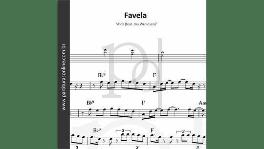 Favela | Alok (feat. Ina Wroldsen)