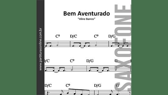 Bem Aventurado | Aline Barros *saxofone soprano*