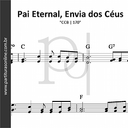 Pai Eternal, Envia dos Céus | CCB - 170