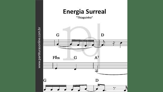 Energia Surreal | Thiaguinho